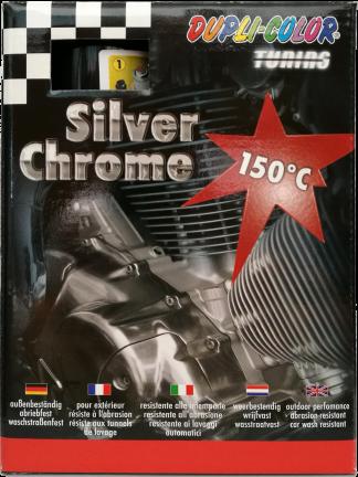 Dupli Color Tuning ezüst-króm szett