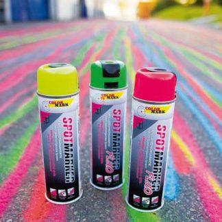 Jelölő festék sprayk