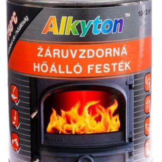 Alkyton hőálló festékek 750°C-ig