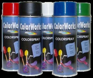 Color Works termékcsalád