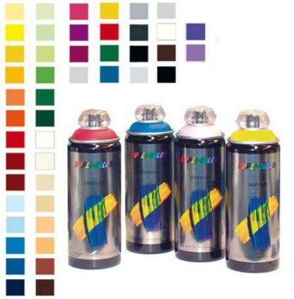 Dupli Color Platinum színválaszték