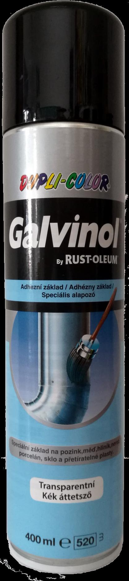 Galvinol könnyűfém alapozó spray