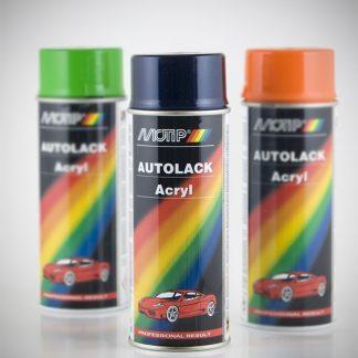 SKODA javító festék spray-k