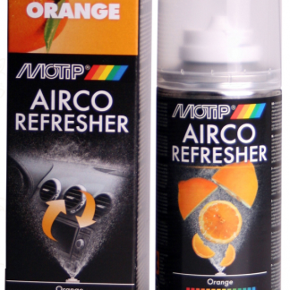 MOTIP Airco Refresher narancs