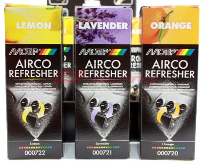MOTIP Airco Refreshers