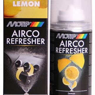 MOTIP Airco Refresher citrom