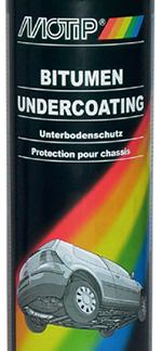 MOTIP Bitumenes Alvázvédő Spray