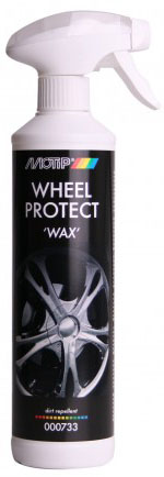 MOTIP Wheel Protect - Keréktárcsa WAX pumpás