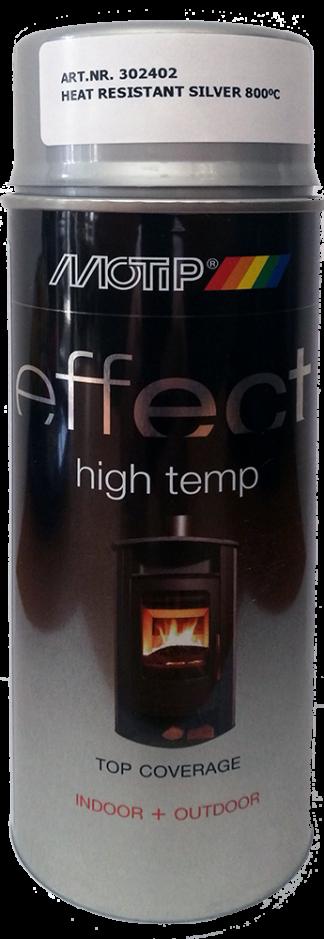 MOTIP Deco Effekt 800°C-ig hőálló ezüst