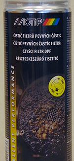 MOTIP Dízel részecskeszűrő tisztító spray