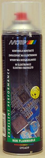 MOTIP Elektro fagysztó spray