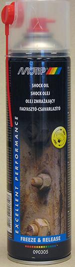 MOTIP Fagyasztó-csavarlazító spray