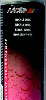 MOTIP gyorsfény wax