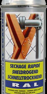 MOTIP Ipari színtelen lakk spray