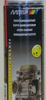 MOTIP Karburátortisztító spray