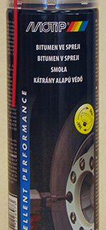 MOTIP Kátrány alapú védő spray