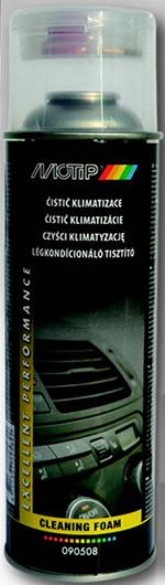 MOTIP légkondi tisztító 090508