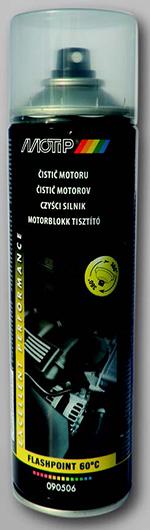 MOTIP motorblokk tisztító spray