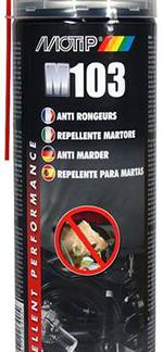 MOTIP Rágcsáló riasztó spray