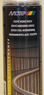 MOTIP Rozsdamentes - acéltisztító spray