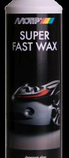 MOTIP Super Fast Wax - Gyorsfény Wax