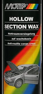 MOTIP Wax alapú üregvédő spray