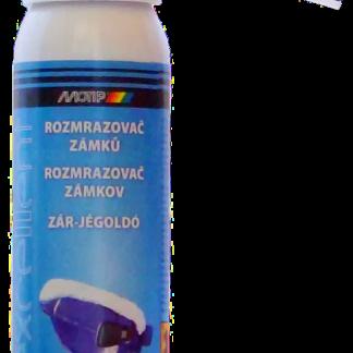 MOTIP zárjégoldó spray